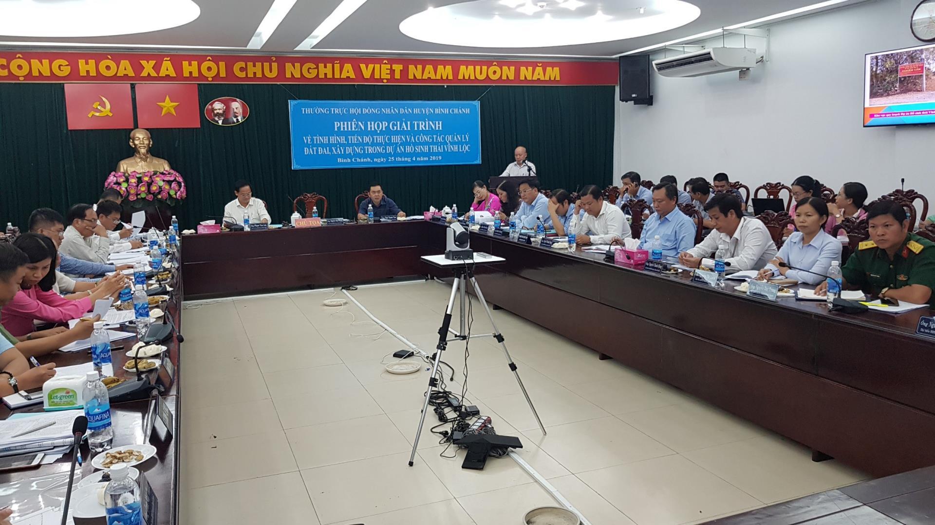 Tin tức dự án hồ sinh thái Vĩnh Lộc| baobimangghep.com