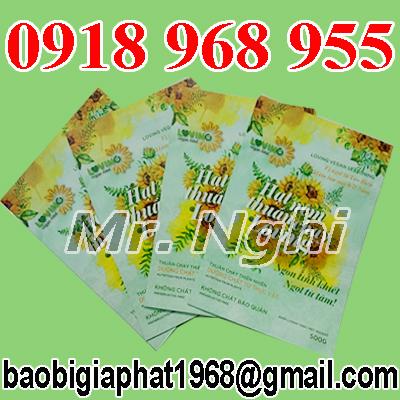 In túi giấy ghép màng nhôm gia vị thực phẩm| baobimangghep.com