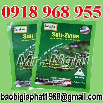 In túi giấy ghép màng nhôm thuốc thú y| baobimangghep.com