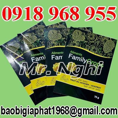 In túi giấy ghép màng nhôm đựng bột| baobimangghep.com