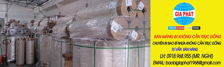 bán màng in không cần trục đồng| baobimangghep.com