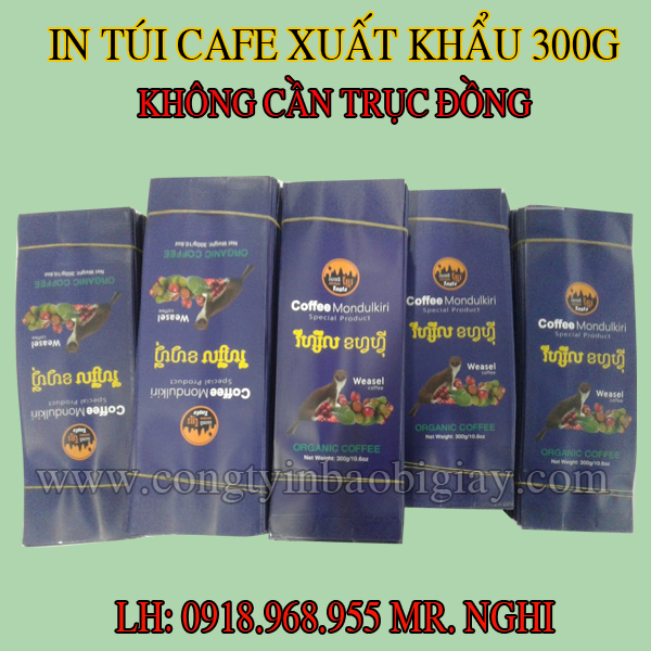 in tui cafe, in tui cafe xuat khau| baobimangghep.com
