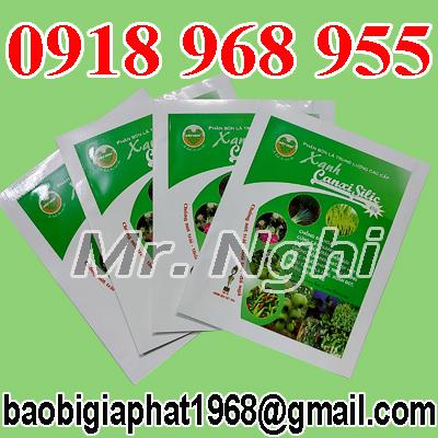 In túi phân bón 45g| baobimangghep.com